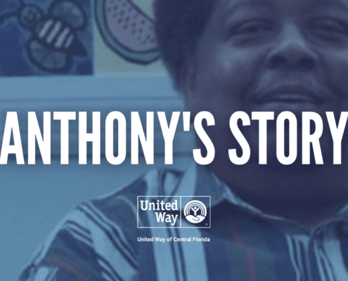 Anthony's Story
