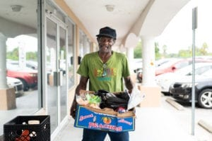 UWCF End Hunger Initiative Food Distribution in Mulberry, Florida
