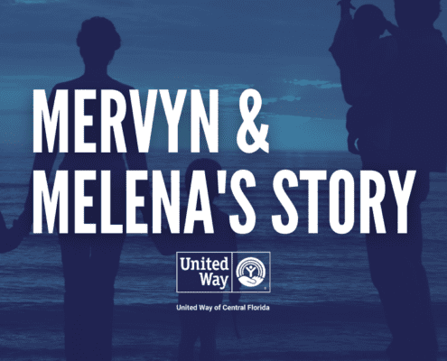 Mervyn and Melena's Story