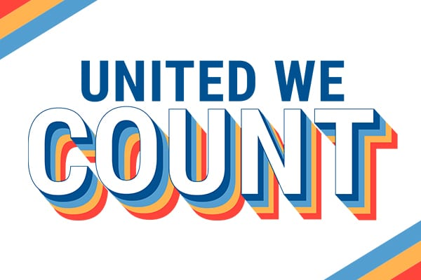 United We Count.