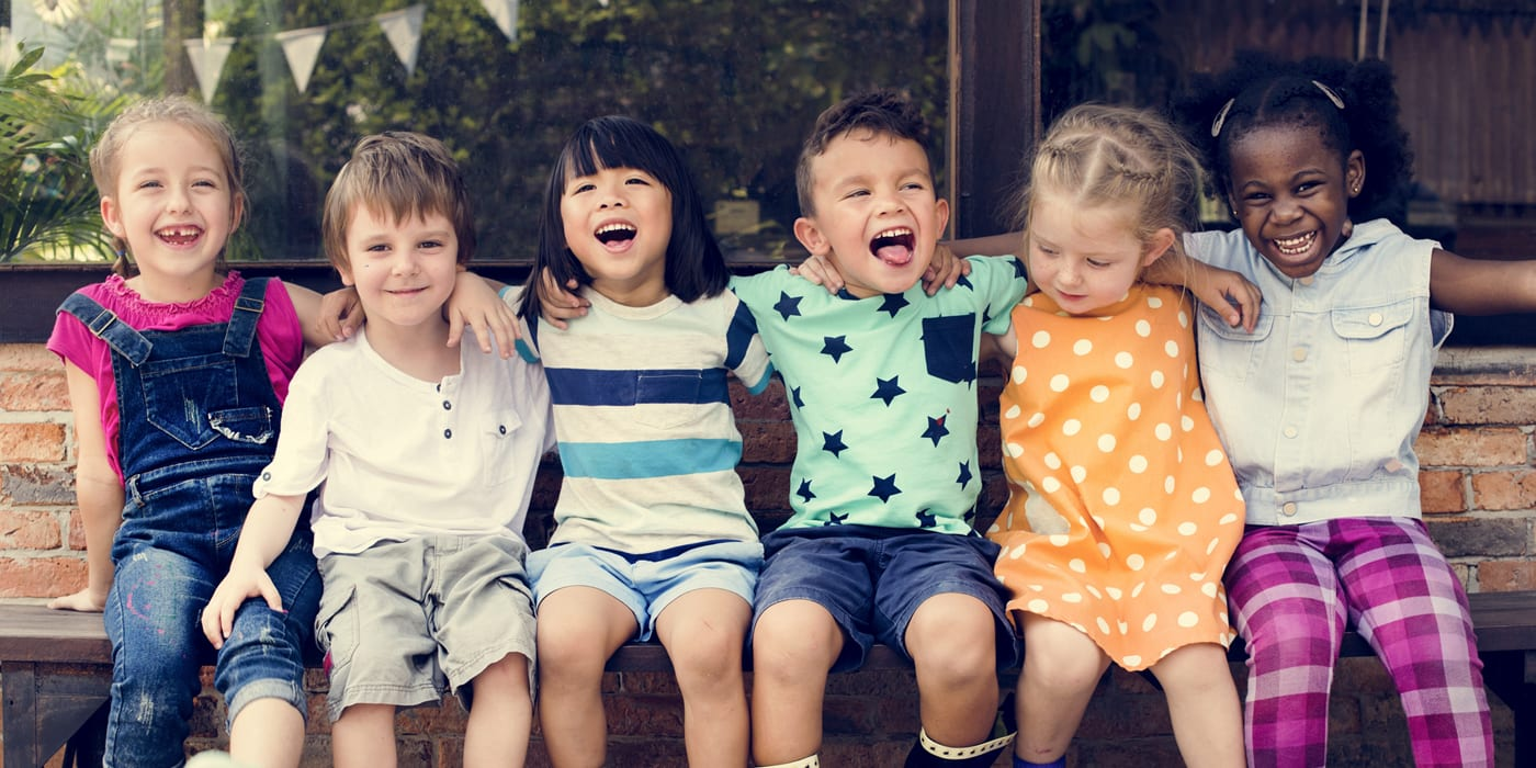 Early Childhood Education, group of kids