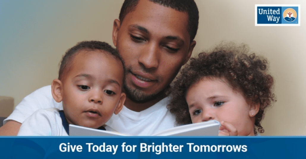 Give today for brighter tomorrows
