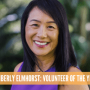 Kimberly Elmhorst- George W. Jenkins Outstanding Volunteer of the Year