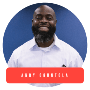 Andy Oguntola